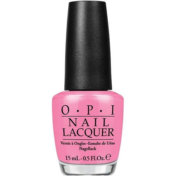 Suzi Nails New Orleans - perfect pink from OPI #nails #nailpolish #beauty    Buy now, nail polish and beauty supplies.