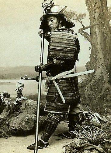 Pensamentos Samurais