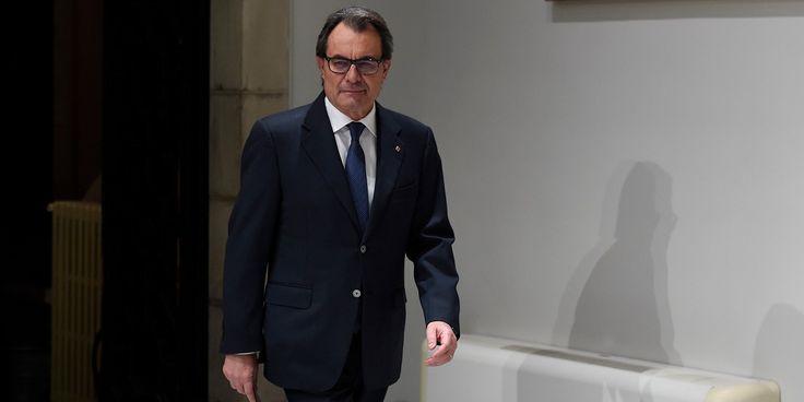 INTERNATIONAL - Comparaissant pour avoir organisé un référendum sur l'indépendance, le Catalan Artur Mas n'entend pas céder sur sur sa volonté de voir la Catalogne indépendante.