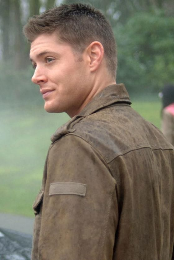 Supernatural- Dean. My best friend, Alley, just got me into this show!!!!
