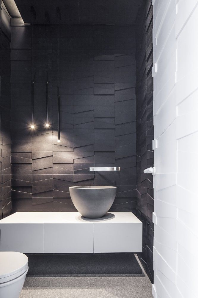 This wall is incredible! Super-modern and stylish! #love