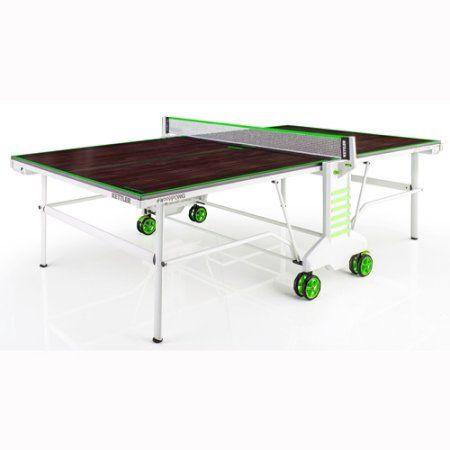 Kettler #WoodPong Outdoor Table Tennis Table
