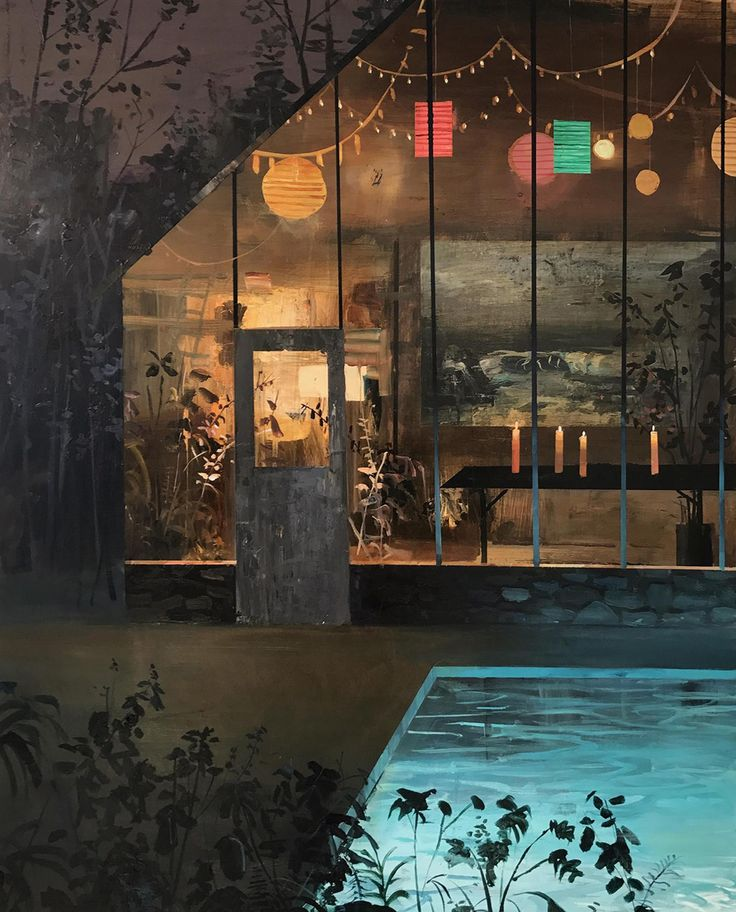 Poetic Photorealistic Oil Paintings by Jeremy Miranda – Fubiz Media