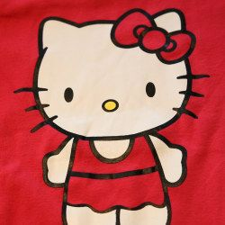 hello kitty pyjama