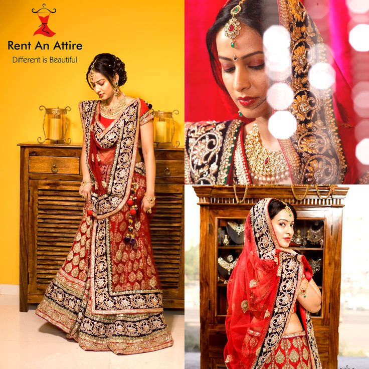 The Wedding season is here..! Indian weddings are all about beautiful clothes, loads of jewellery and celebration. The Indian Bridal wears are oozing with grandeur and elegance..!  Wear this sabyasachi lehenga (first copy)& be the most gorgeous royal Bride of this season.  Try it ♡ Book it ♡ Flaunt it