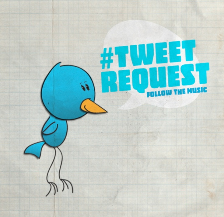 Send in your tweet requests to @MTVBASEAFRICA #TWEETREQUEST and watch your video on MTV BASE! Wednesdays @ 15:05 CAT