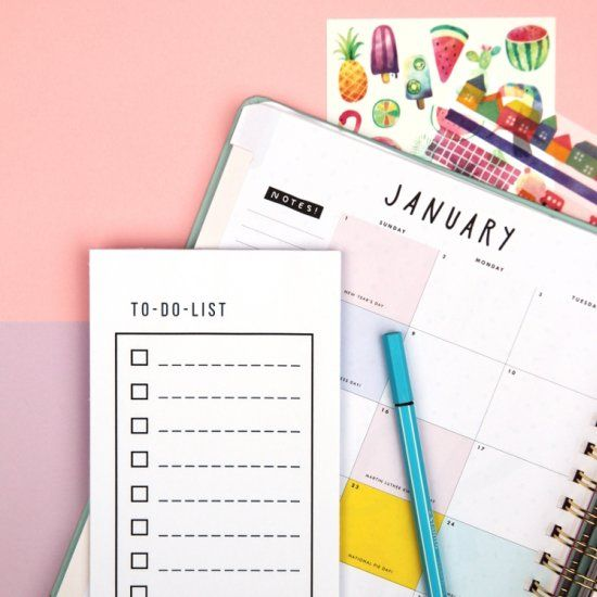 Get organized with this free printable to-do list.