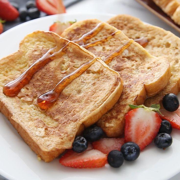 Brioche French Toast | Recipe | Brioche french toast, Brioche bread, French  toast easy