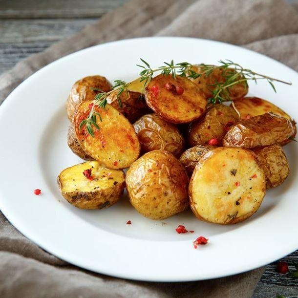 Les 25 meilleures id es de la cat gorie pomme de terre grenaille sur pinterest pomme grenaille - Comment cuisiner les pommes de terre grenaille ...