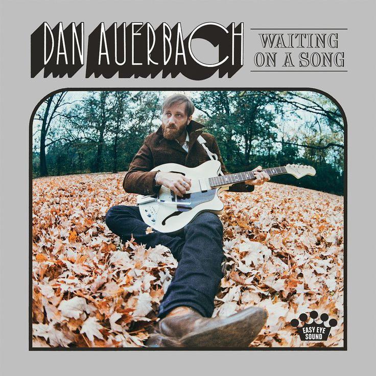 Dan Auerbach Waiting On A Song vinyl LP - Discrepancy Records
