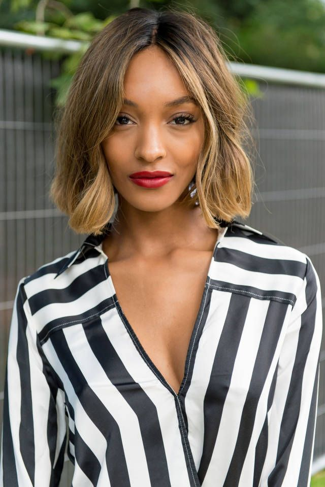 Chic haircut for Spring