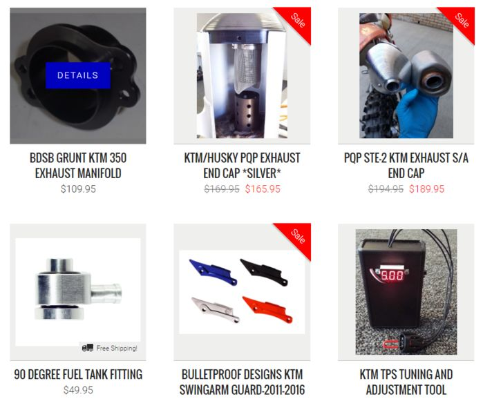 Buy ktm dirt bike parts from motolab online store at affordable prices and quick delivery. Shop now http://store.motolabdirtbikes.com/t/bdsb-ktm-350-products