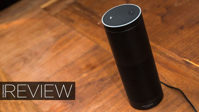 ​Amazon Echo Review: I Just Spoke to the Future And It Listened