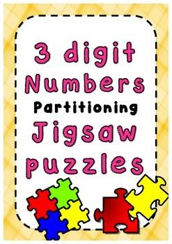 Australian Curriculum aligned: Grade 4 also used with 5.Apply place value to partition, rearrange and regroup numbers to at least tens of thousands to assist calculations and solve problems (ACMNA073)These puzzles are designed to reinforce childrens understanding of partitioning numbers in traditional ways and non-traditional ways.