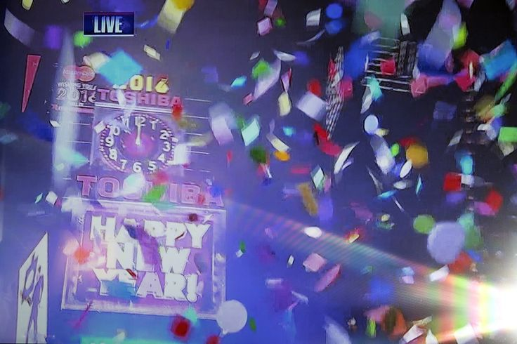 Episode 13: New Year's Eve Ball Drop in NYC