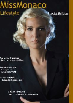 Miss Monaco LifeStyle Magazine of B2Baltic & Luxury Nordic Hub