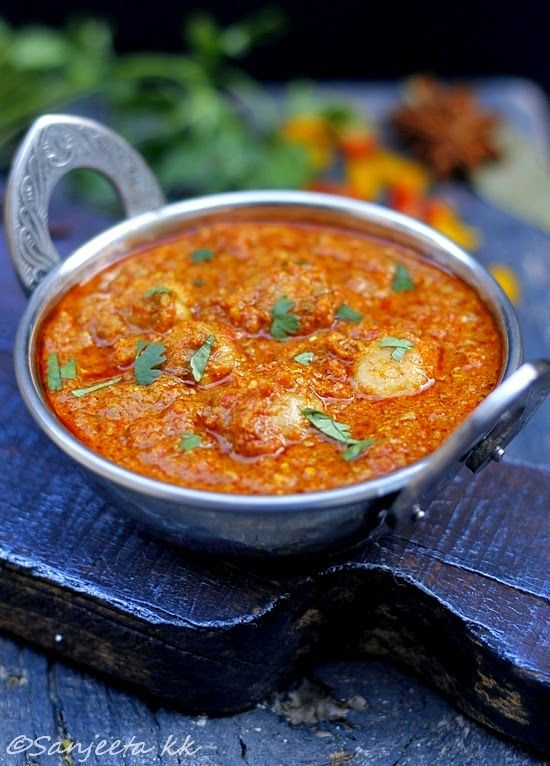healthy indian curry, dum aloo recipe