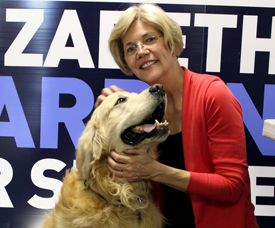 Elizabeth Warren for MA - Otis