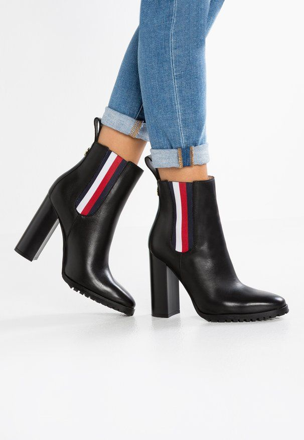 Bottes à talon Zendaya | Tommy Hilfiger | Boots, Winter