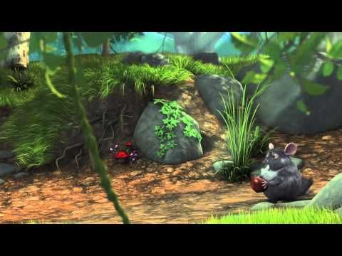 Big Buck Bunny youtube video animation 3d : hd : blender