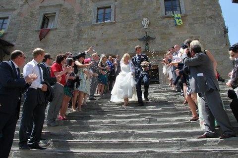 I'll marry you at Cortona