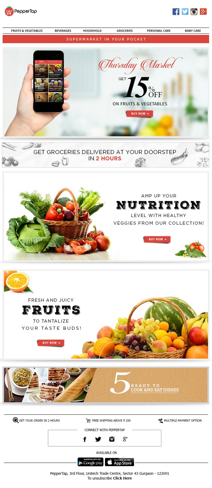 #Thrusday Market #SALE #Emaildesign #Newsletterlayout #emailer #emailnewsletter #email  Get in touch at http://www.grapessoftware.com/enquiry/