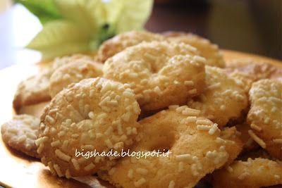 Berlinerkranser – Norwegian Christmas Cookies