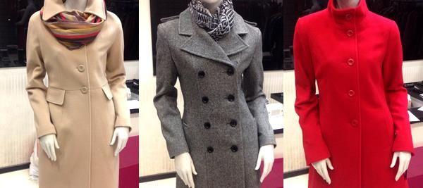 Итальянские модели пальто