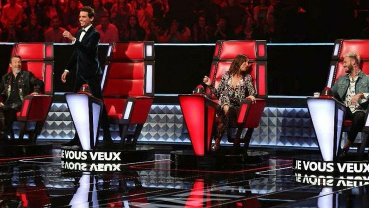 Mika and the other judges - the voice season 6
