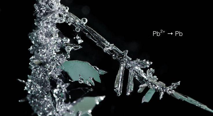 Crystal Birth: quand la chimie devient art grâce à un timelapse
