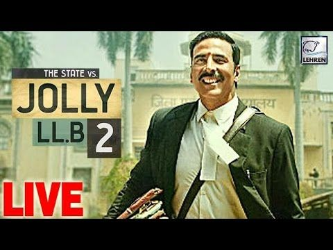 cool Jolly LLB 2 Trailer | LIVE | Latest Bollywood News, Gossips & Updates