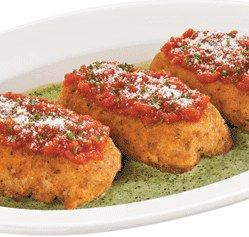 Buca di Beppo : Proscuitto Stuffed Chicken. Just had this last night at Buca. Determined to recreate on the cheap!