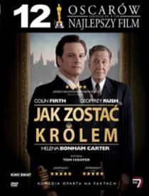 Film Jak zostać królem, historyczny, dramat, iplex poleca, nagradzane, trochę historii, oscarowe
