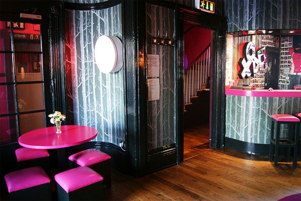 Hotel Pelirocco – A Rock N Roll Themed Hotel in Brighton, UK