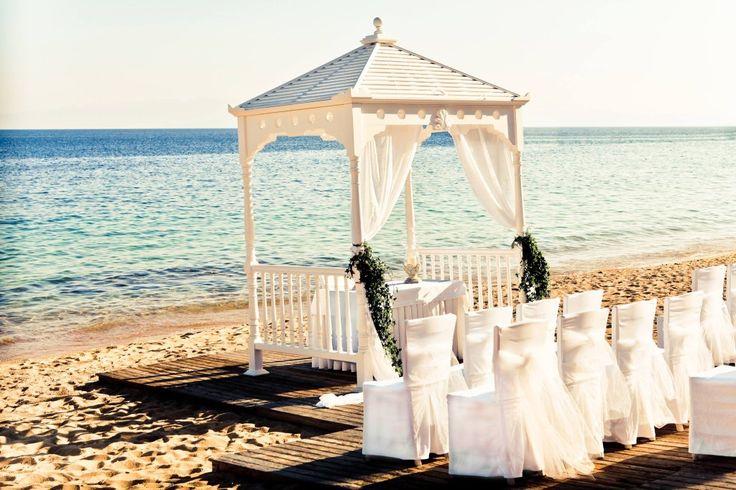 Skiathos Beach Wedding Dream