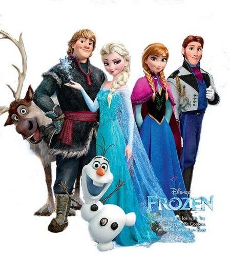 Frozen - disney-frozen Photo I looooooove this movie. It's so darn cute.