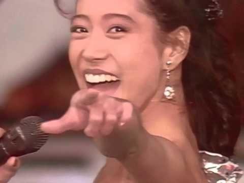 Akina Nakamori, live (1989)