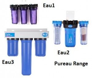 Pureau Replacement Cartridges