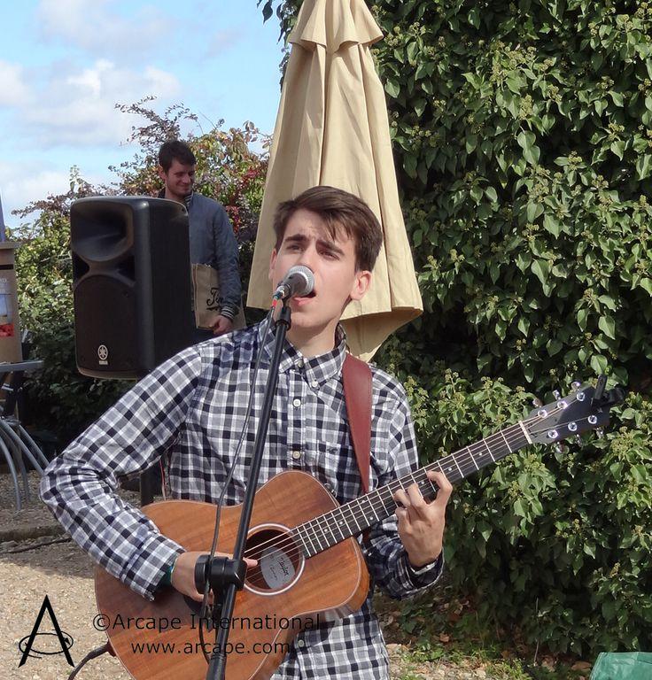 Great music from Jordan Hay Music at Snape Maltings.