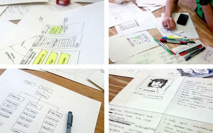 Workshop de Arquitetura de Informação