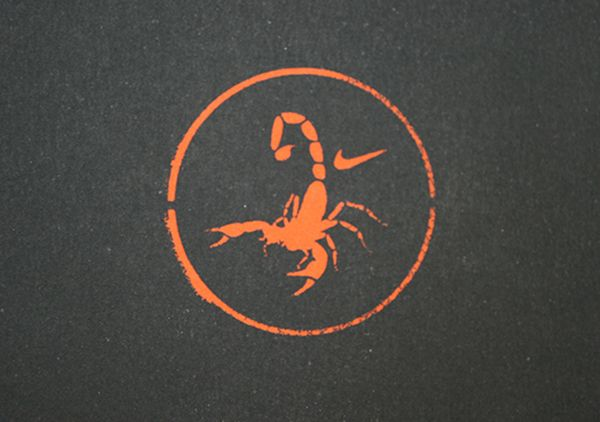 billetera Orden alfabetico Productividad  Nike Scorpion K.O. on Behance | Graphic design logo, Scorpion, Nike