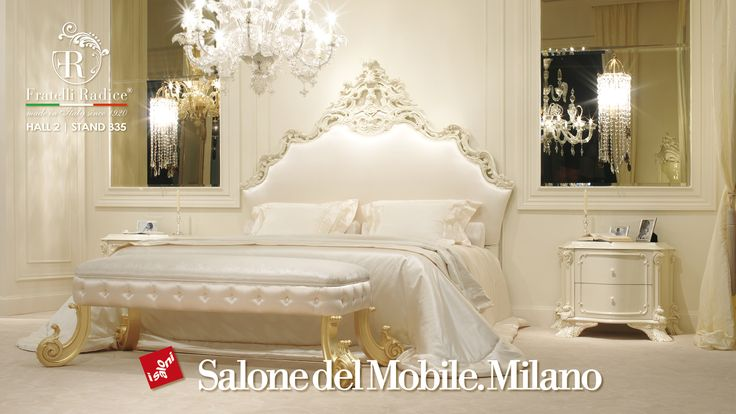 Salone Del Mobile 2017   Fratelli Radice   Hall 2 Stand B35  One of the most important events of the year is forthcoming: the Milan International Furniture Fair 2017 (Salone Internazionale del Mobile)  In occasion of this big show we will be pleased to welcome you in our NEW STAND B35 - HALL 2 (CLASSIC) to present the new collection of furniture and elements.  4-9 April 2017 Rho Pero - Milano 9.30 am - 6.30 pm  #isaloni2017 #SaloneDelMobile2017 #fiera #interiordesign #design…