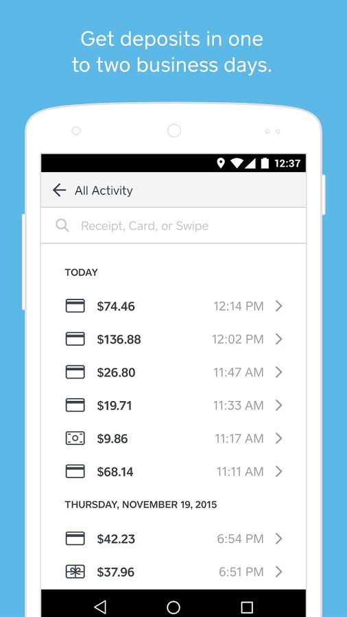 Square Register - POS.   I love using Square to run my business! Process $1,000 without fees when you activate with my invite link: https://squareup.com/i/45F7584B