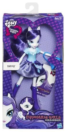 My Little Pony Equestria Girls Collection Rarity Doll available from Walmart Canada. Buy Toys online at everyday low prices at Walmart.ca -- Oh, cute! Rarity looks kinda like an alternate take on Katallina. <3 Need.