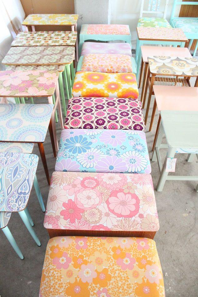 Wallpaper DIY for furniture