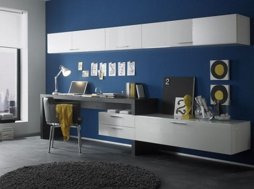 LC Mobili Wall Unit Club Composition 1