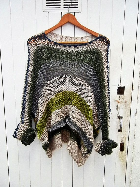 Sweater Oversize/Womens Clothing Women Shirt by armarioenruinas