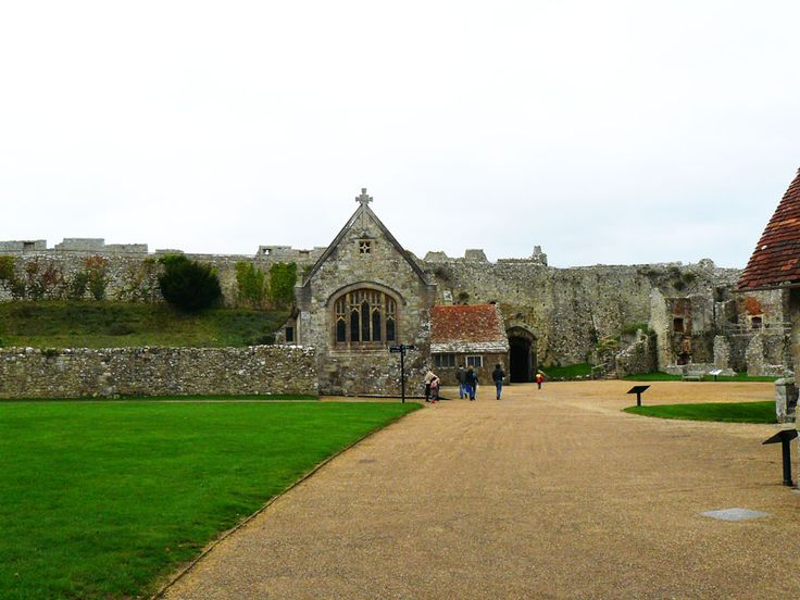 the chapel of st nicholas in castro, carisbrooke castle, newport, isle of wight