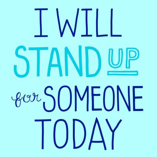 ‪#‎OKMonday‬, ‪#‎LetsDoThis‬! October is National Bullying Prevention Month and this week is Stand Up For Others Week. Not only can we encourage our children to stand up for others being bullied, but we ourselves can also stand up for others who we believe are being mistreated. https://townofpalmbeachunitedway.wordpress.com/2015/10/19/week-30-of-action-stand-up-for-others/
