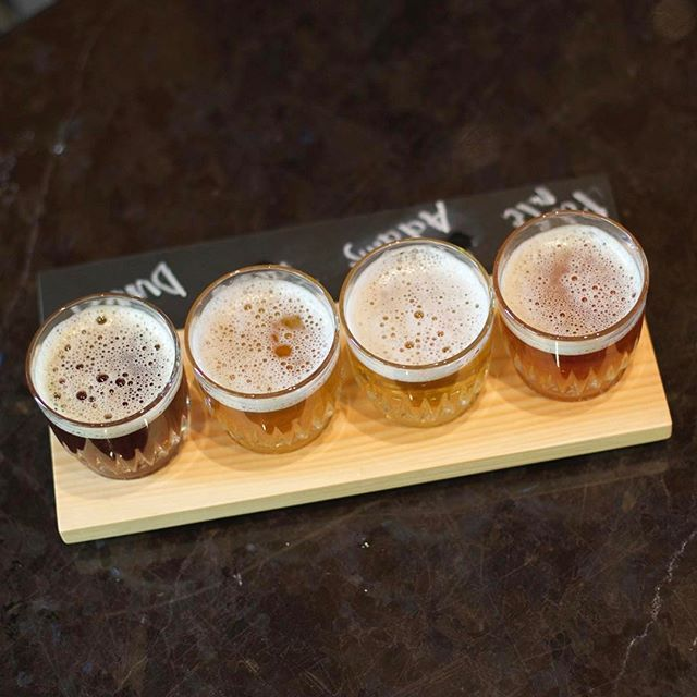 National American Craft Beer Week starts today! Celebrate with a beer flight and sample our favorite local brews on draft. . . . #devonseafood #devonseafoodgrill #devonseafoodandsteak #americancraftbeer #craftbeer #beer🍻